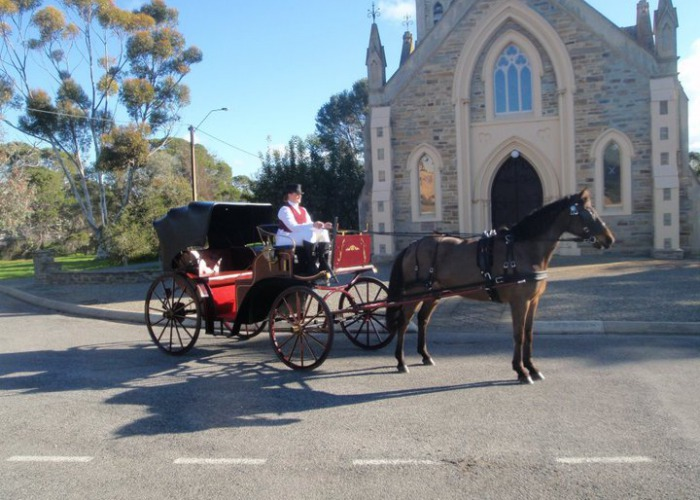 carriage at strathalbyn